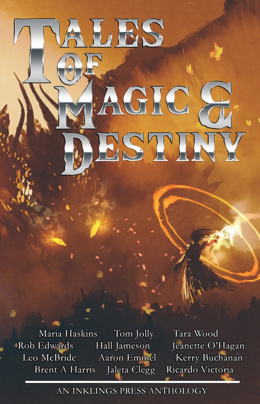 Tales of Magic and Destiny cover